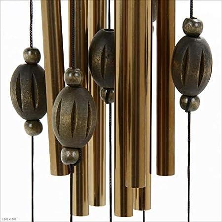 26 Pouces cuivre Cloche Suspendus carillons /éoliens pour Chambre Jardin ext/érieur d/écoration de Jardin Cadeau Nannday Carillon /éolien
