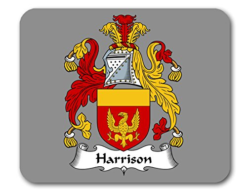 Price comparison product image Harrison Coat of Arms / Harrison Family Crest Mousepad