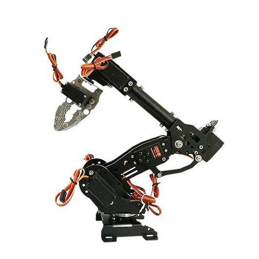 Homyl Robótico Brazo Juegos Bricolaje Accesorios de Robot Mecánico: Amazon.es: Electrónica