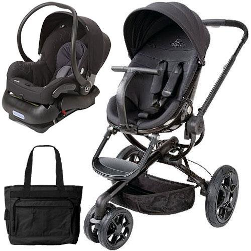 Quinny Pram And Car Seat - 9