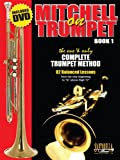 img - for Mitchell on Trumpet * Book 1 with DVD book / textbook / text book