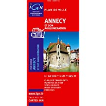 IGN PLAN : ANNECY NO.72306