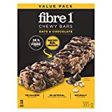 : Fiber One Oats and Chocolate CHEWY BARS , 11 Count, 385 Gram (Packaging may vary)