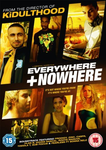 Everywhere and Nowhere [Region 2] by James Floyd