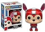 Funko POP Games: Mega Man - Rush Action Figure