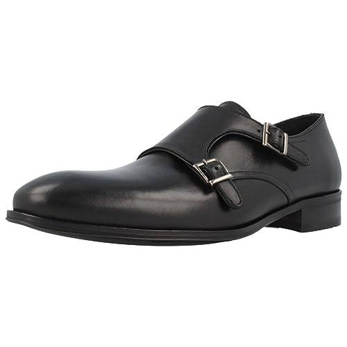 c90aa1e4 Zapatos de Cordones para Hombre, Color Negro, Marca ANDREA CHENIER, Modelo  Zapatos De Cordones para Hombre ANDREA CHENIER 54751 Negro: Amazon.es:  Zapatos y ...