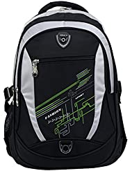 Zeraca Laptop School Backpack Bag for Elementary Middle High School College