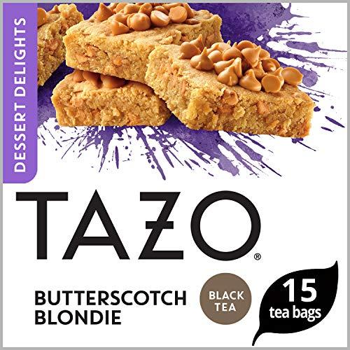 Tazo Filterbag Tea, Vanilla Bean Macaron