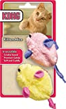 Kong Kitten Mice (2 Pack - Assorted Colors)