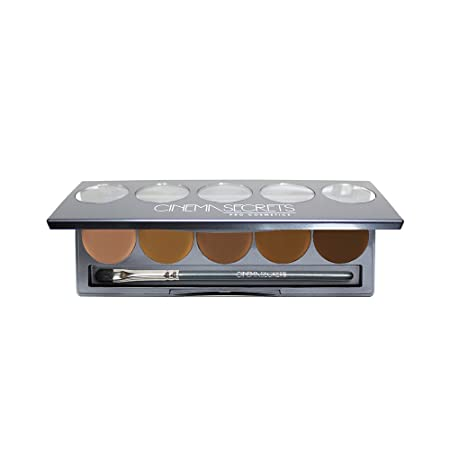 Ultimate Foundation 5-in-1 PRO Palette, 100 Series DEEP RED UNDERTONES