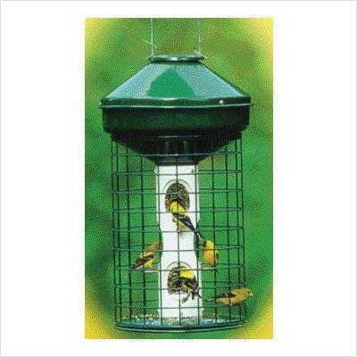 (Avian Series Mixed Caged Bird Feeder)