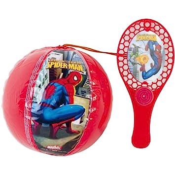 Partner Jouet - Palas de Playa Spiderman [Importado de Francia ...