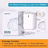 Label Maker Machine NiiMbot 2021 D11 Portable