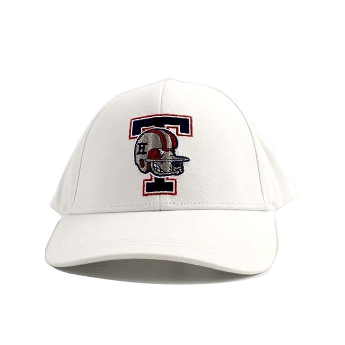 Tommy Hilfiger - Gorra de béisbol - para Hombre Blanco Bianco ...