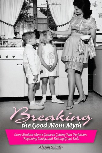 Breaking the Good Mom Myth: Every Mom's Modern Guide to Getting Past Perfection, Regaining Sanity, and Raising Great Kid