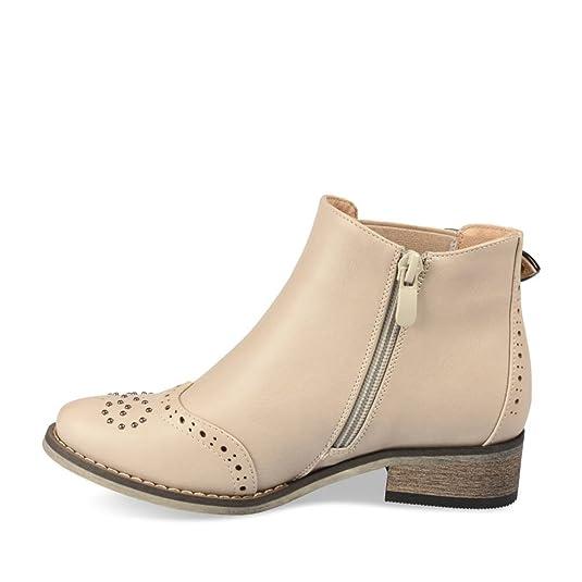 b777099810e4d Bottines BLANC LOVELY SKULL Fille Chaussea  Amazon.fr  Chaussures et Sacs