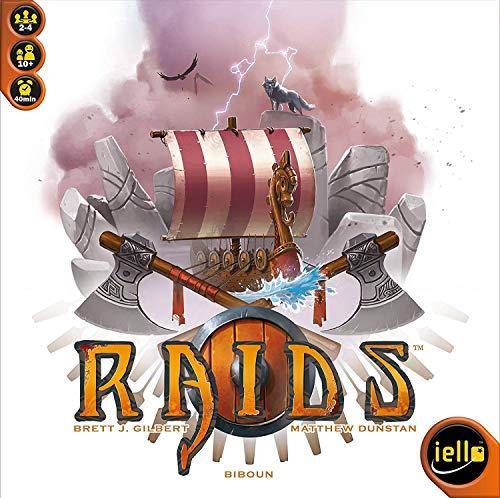 IELLO Raids, Game