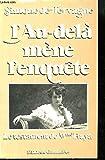img - for L'au-dela  me ne l'enque te: Le testament de Madame Fraya (French Edition) book / textbook / text book