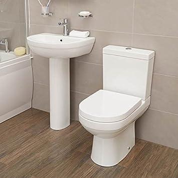 Modern Designer Luxury 2 Stücke Badezimmer Waschbecken Für Suite   Modernes  WC Keramik Eco WC