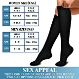 Compression Socks,(3 Pairs) Compression Sock Women