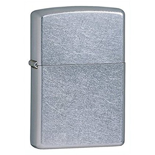 Price comparison product image 4 X Zippo Street Chrome Pocket Lighter