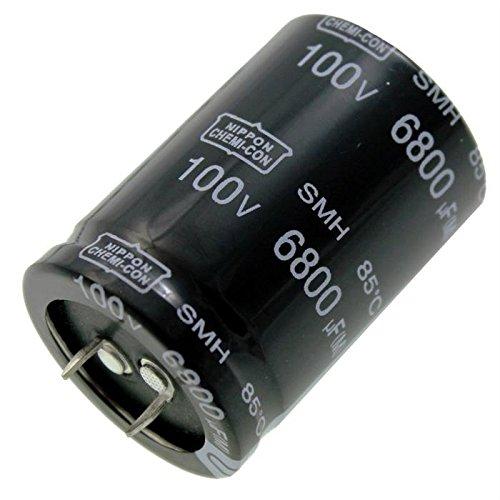 Elettrolitici Condensatore 6800µF 100V 85°C ESMH101VNN682MA50S ; 6800uF United Chemi-Con