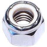 Hard-to-Find Fastener 014973192136 Nylon Insert Lock Nuts, 3/8-Inch, 20-Piece