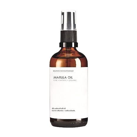 Aceite de Marula – Natural y pura y orgánicos prensado en frío aceite de belleza y