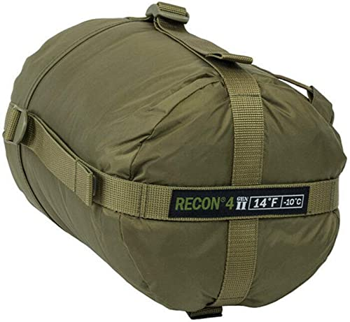Waterproof Wind-Resistant <span>Military Army Sleeping Bag</span> (Recon4) [Elite Survival Systems] Picture