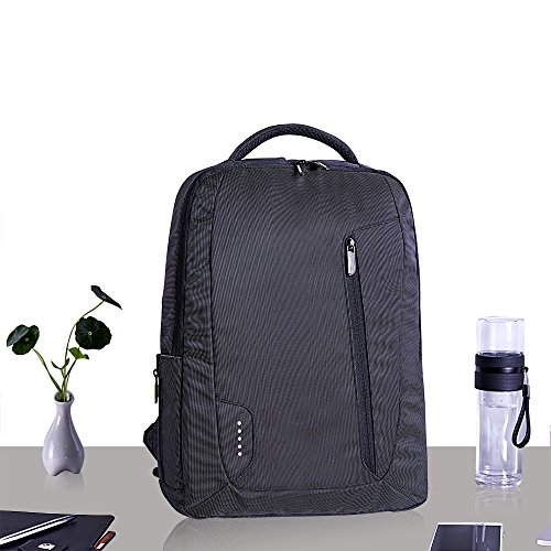696b50a46d4f Slim Laptop Backpack, Anti Theft Durable Travel Business Backpack ...