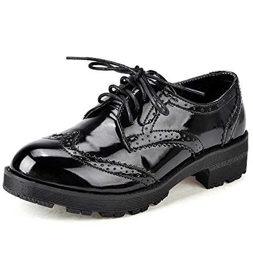 ホップスツールマンモス[Easternstar] ビジネスシューズ メンズ Business Shoe Mens レースアップ メダリオン ローカット ビジネス カジュアル