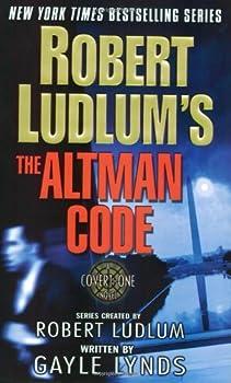 Robert Ludlum's The Altman Code 0312388322 Book Cover