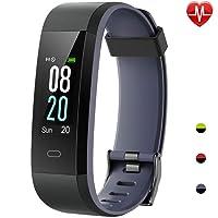 Willful Fitness Tracker Orologio Cardiofrequenzimetro Smartwatch IP68 Donna Uomo
