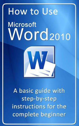 word 2913 absolute beginnners guide