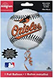 Anagram International Hx Baltimore Orioles Package Party Balloons, Multicolor