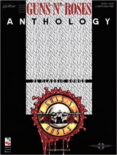 Guns N Roses Anthology (Tablature Included): Amazon.es: Guns N Roses: Libros en idiomas extranjeros