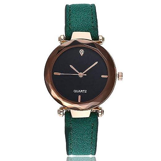 Relojes de Cuarzo para Mujer Relojes de Lujo para Mujer Reloj analógico de
