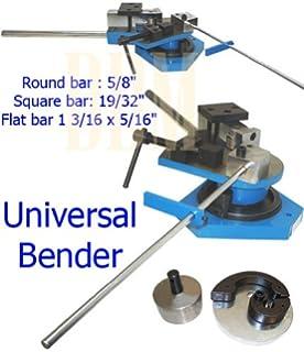 Heavy Duty Universal Bender Scroll Bending Steel Iron Spiral Plate Flat Bar