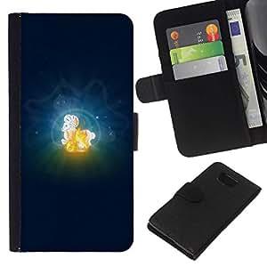 All Phone Most Case / Oferta Especial Cáscara Funda de cuero Monedero Cubierta de proteccion Caso / Wallet Case for Samsung ALPHA G850 // Aries Zodiac Sign