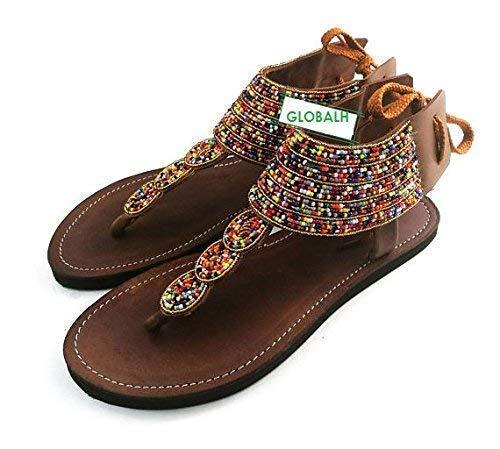 Summer For Sandy Globalhandmade Flops Reef WomenHandmade Flip Sandals 5 Women's Size 13 WomenMulticoloredUs EDWI29YH