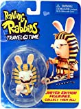 """Raving Rabbids """"Travel in Time"""" Collectible Figurine - """"Pharoah"""""""
