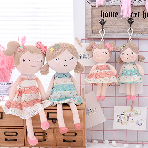 Gloveleya Baby Doll Baby Girl Gifts Cloth Dolls Kids Plush Toys 16.5/'/' Christmas