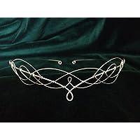 Elven Circlet Wedding Tiara Medieval Headdress