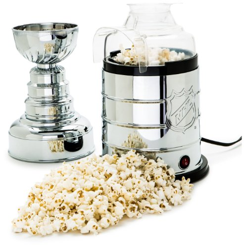 NHL League Logo Stanley Cup Hot Air Popcorn Popper -