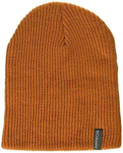Columbia Men's Ale Creek Beanie, Bright Copper, O/S from Columbia