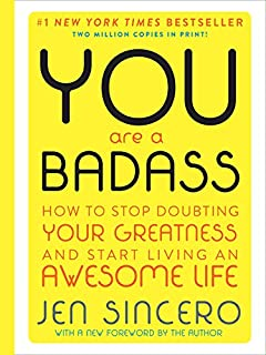 you are a badass deluxe edition how to stop doubting your greatness and