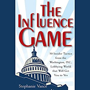 The Influence Game Hörbuch
