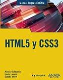 HTML5 y CSS3 (Manuales Imprescindibles)