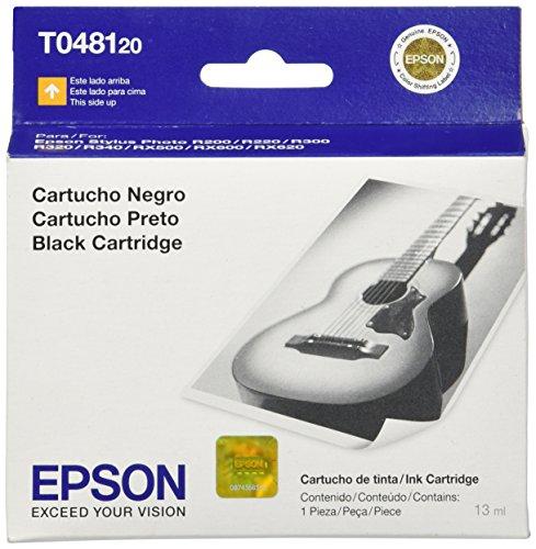 Epson T048120 Inkjet Cartridge Black product image