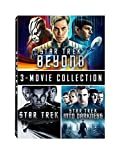 Star Trek 3-Movie Collection (Star Trek / Star Trek: Into Darkness / Star Trek Beyond) [DVD]